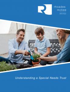 Understanding a Special Needs Trust